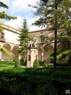 Sant Ramon: Claustre del convent  Lola Lucas