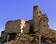 Estaràs: Castell  Angelina Llop
