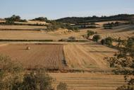Estaràs: Paisatge prop d'Estaràs  Josep Maria Santesmasses Palou