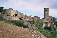 Montlleó: '..És un nucli petit, amb cases que s'enrunen i fan munts de pedres.'  Giliet de Florejacs