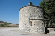 Cervera: ' Sant Pere el Gros, l'única església romànica de planta circular que hem vist'  Josep Renalias