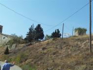 la Curullada: penjat una pancarta en l'indret on NO es vol el dipòsitd'aigua  Maria Freixes