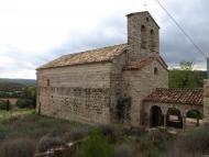 Veciana: Ermita de Santa Maria  Jaume Moya