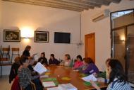 Talavera: Taller d'herbes de la Segarra  Consell Comarcal de la Segarra