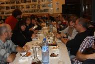 Sedó: Sopar de castanyada al Centre Social de Sedó i Riber  Marina Jové
