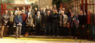 Verdú: imatge dels representants convocats  Jaume Moya