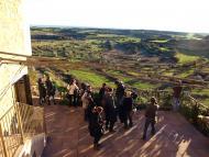 Les Pallargues:   Camins de Sikarra