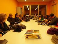 Guissona: Biblioteca  Camins de Sikarra