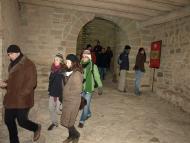 Montfalcó Murallat: recorregut per Montfalcó  Camins de Sikarra