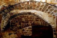 Ribera d'Ondara: Interior Castell de Timor.  Àngela Llop