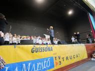 Guissona: Actes per la Marató de TV3  Ajuntament de Guissona