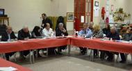 Montornès de Segarra: El Consell Comarcal de la Segarra realitza el darrer Ple de l'any a Montornès.