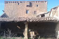 Les Cases de la Serra: Mas de la Vila espectacular masia fortificada del segle XVI  Ramon Sunyer