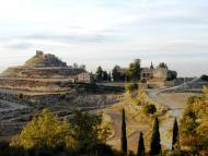 Calonge de Segarra: Conjunt monumental de Santa Fe de Calonge
