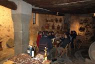 Torà: interior del molí  de cal Balaguer del segle XVIII  Jaume Moya