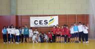 Sant Guim de Freixenet: trobada de futbol sala de centres de primària de la Segarra  CC Segarra
