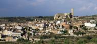 Ciutadilla: Vista del poble  Albert