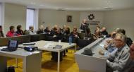 Cervera: sessions informatives sobre serveis per la millora de l'atenció domiciliària a la gent gran de la comarca  CC Segarra