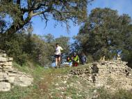 Sant Ramon: 1r santRUNmon, Monros  Xavi Botet