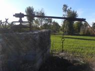 Hostafrancs: Els horts amb els seus pous i restes d'antics sistemes d'extracció de l'aigua.  Anna Vilaró