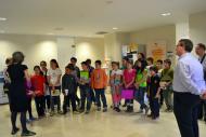 Cervera: Els Alumnes visiten el Consell  CC Segarra