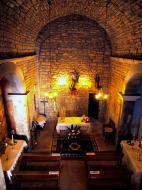Alta-riba: Església de sant Jordi  Jaume Moya