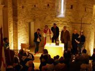 Alta-riba: Missa solemne a l'església de sant Jordi  Jaume Moya