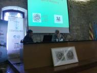 """Santa Coloma de Queralt: Comunicació """"Els imprecisos límits de la Segarra"""" per Guiu Sanfeliu (Grup de Recerques de les Terres de Ponent)  Ramon Sunyer"""
