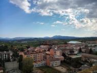 Santa Coloma de Queralt: vista cap a l'oest  Ramon Sunyer