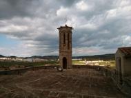 Santa Coloma de Queralt: comunidor  Ramon Sunyer