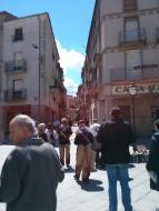 Santa Coloma de Queralt: Cercavila  Ramon Sunyer