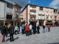 Santa Coloma de Queralt: Visita guiada  Ramon Sunyer