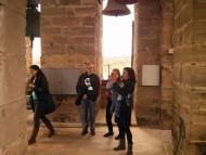 Santa Coloma de Queralt: El campanar  Ramon Sunyer