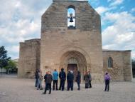 Santa Coloma de Queralt: Santa Maria de Bell-Lloc 'El convent'  Ramon Sunyer