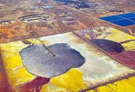 Extracció d'urani en una mina a cel obert australiana