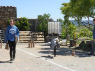 Selvanera: tirada de bitlles a l'Era d'en Manel  Ajuntament TiF