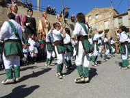 Sedó: Actuació dels bastoners  Ajuntament TiF