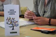 Cervera: XIL, Xarxa d'Inserció Laboral a la Segarra.  CC Segarra