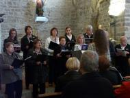Sant Antolí i Vilanova: Concert de la Coral Vall d'Ondara a l'aplec de Sant Isidre  CC Segarra