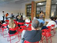 Sedó: xerrada de Maria Garganté 'Per presumir s'ha de patir?'  Ajuntament TiF