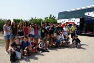 : Les colònies d'estiu 2013 del Consell Comarcal compten amb una trentena de nens i nenes  CC Segarra