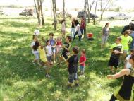 Torrefeta: gimcana del 7Lletres, a la Font de Torrefeta  Ajuntament TiF