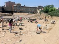 Guissona: inici curs arqueològia a Iesso  Premsa Guissona