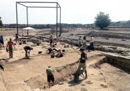 inici del setè curs d'arqueologia a Guissona