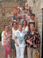 Florejacs: 2a trobada d'antigues alumnes de l'escola de Florejacs  Isabel Carboneras