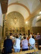 Riber: Missa en honar a Santa Anna patrona de Riber  Ajuntament TiF