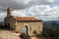 Montclar: Ermita de Sant Miquel de Montclar (Pontils)  ambbotes