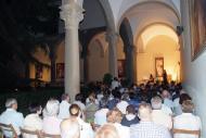 Sant Ramon: El concert Música a la fresca celebrat al claustre del Santuari va aplegar uns 200 assistents  Josep Mª Pinyot