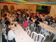 El Llor: sopar festiu de la trobada intergeneracional   Ajuntament TiF