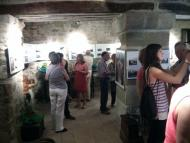 Torà: Exposició Torà ahir i avui de Ramon Torné  Ramon Sunyer